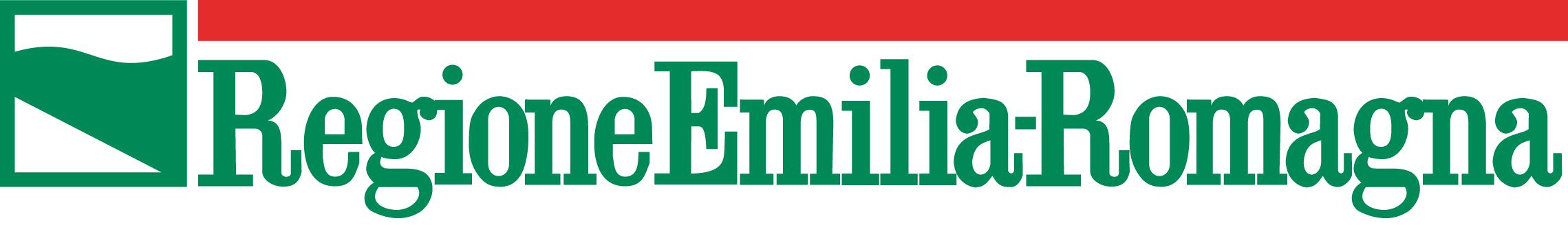Logo orizzontale Regione Emilia-Romagna