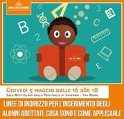 Ai.Bi Salerno - Linee guida Adozione e Scuola - 5 maggio 216